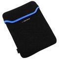 """Obrázok pre výrobcu Esperanza ET173B Puzdro pre tablet 10.1"""" (16:9), 3mm neoprén, čierno-modré"""