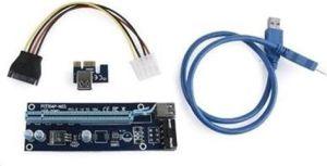 Obrázok pre výrobcu GEMBIRD PCI-Express riser add-on card ver. 006C