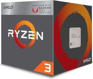 Obrázok pre výrobcu AMD, Ryzen 3 2200G, Processor BOX, soc. AM4, 65W, Vega Graphics s Wraith Stealth chladičom