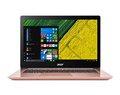 "Obrázok pre výrobcu Acer Swift 3 i5-8250U/8GB/A/256GB SSD/HD Graphics/14"" FHD /W10 Home/Pink"
