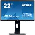 """Obrázok pre výrobcu 22"""" iiyama B2283HS-B3 - TN,FullHD,1ms,250cd/m2, 1000:1,16:9,VGA,HDMI, DP,repro,výškov. nast.,pivot"""
