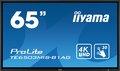 "Obrázok pre výrobcu 65"" iiyama TE6503MIS-B1AG: IPS, 4K, 350cd/m2, 24/7, iiSignage, WiFi, 2x Touch Pen, HDMI, VGA, DP,USB"