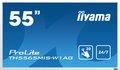 "Obrázok pre výrobcu 55"" LCD iiyama ProLite TH5565MIS-W1AG -IPS, 20dotyk.bodů,12ms,1100:1,400cd, FHD,24/7,USBmedplay,bílý"