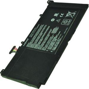 Obrázok pre výrobcu 2-POWER Baterie 11,1V 4400mAh pro Asus K551LA, K551LB, K551LN, R551LA, S551LA, S551LB, S551LN