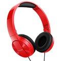 Obrázok pre výrobcu Pioneer náhlavní sluchátka červená