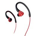 Obrázok pre výrobcu Pioneer závěsná sportovní sluchátka červená