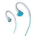 Obrázok pre výrobcu Pioneer závěsná sportovní sluchátka světle modrá