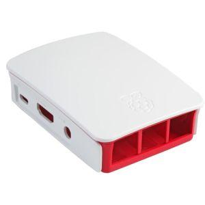 Obrázok pre výrobcu RASPBERRY Biela skrinka pre Raspberry Pi 3B/3B+
