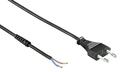 Obrázok pre výrobcu Gembird kábel sieťový napájací 2pin, 1.5m
