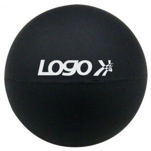Obrázok pre výrobcu Podstavec pod notebook, Magic Ball, silikón, čierny, Logo