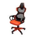 Obrázok pre výrobcu Herné stolička E-Blue COBRA AIR, červené, priedušný chrbát