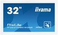 """Obrázok pre výrobcu 32"""" LCD iiyama TF3237MSC-W3AG - open frame,AMVA3, 8ms,3000:1,500cd,repro, dotykový,bílý"""