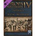 Obrázok pre výrobcu ESD Europa Universalis IV Songs of the New World