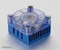 Obrázok pre výrobcu AKASA chladič chipsetu - hliníkový - modrá LED
