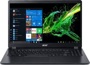 """Obrázok pre výrobcu Acer Aspire 3 Core i3-7020U/8GB/256GB SSD/15.6"""" matný FHD LED LCD/W10 Home/Black"""