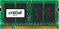 Obrázok pre výrobcu SO-DIMM 4GB DDR2-800 MHz Crucial CL6