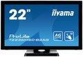 "Obrázok pre výrobcu 22"" LCD iiyama T2236MSC-B2AG - multidotekový, FullHD, AMVA, kapacitní, USB"