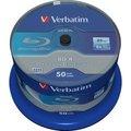 Obrázok pre výrobcu Verbatim Blu-ray BD-R DataLife [ Spindle 50 | 25GB | 6x | WHITE BLUE SURFACE ]