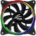 Obrázok pre výrobcu EVOLVEO Ptero FR1, Rainbow, PWM, 6pin, 5V RGB ventilátor 120mm