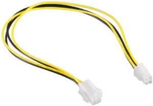 Obrázok pre výrobcu Kabel CABLEXPERT prodloužení ATX 4-pin, 30cm