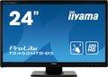 """Obrázok pre výrobcu 24"""" iiyama T2452MTS-B5 -2ms,300cd, FullHD,16:9,VGA,DVI-D, HDMI,USB,repro,dotykový"""
