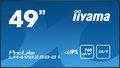 "Obrázok pre výrobcu 49"" LCD iiyama ProLite LH4982SB-B1 - IPS,HDMI,DP"