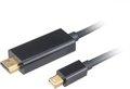 Obrázok pre výrobcu AKASA - adaptér miniDP na HDMI - aktivní