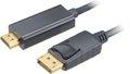 Obrázok pre výrobcu AKASA - adaptér DP na HDMI - aktivní