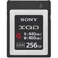 Obrázok pre výrobcu Sony QDG256E-R - Paměťová karta řady XQD G 256 GB