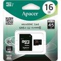 Obrázok pre výrobcu Apacer pamäťová karta Micro SDHC 16GB Class 10 UHS-I