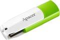 Obrázok pre výrobcu Apacer USB flash disk, 2.0, 32GB, AH335, zelený, AP32GAH335G-1, s otočnou krytkou