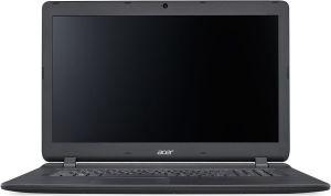 """Obrázok pre výrobcu Acer Aspire ES 17 Celeron N3350/4GB+N/A/1TB+N/A/DVDRW/HD Graphics/ 17.3"""" HD+ LED lesklý/BT/W10 Home/Black"""