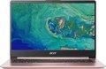 """Obrázok pre výrobcu ACER Swift 1 Pentium-N5000(2.70GHz) 4GB 128GB 14"""" FHD matný integr.graf. Win10 ružový"""