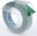 Obrázok pre výrobcu Dymo originál páska do tlačiarne štítkov, Dymo, S0898160, biely tlač/zelený podklad, 3m, 9mm, balené po 10 ks, cena za 1 ks, 3D