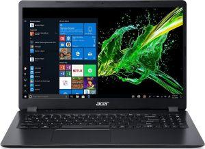"""Obrázok pre výrobcu Acer Aspire 3 Athlon 300U, 8GB, 256GB SSD, 15,6"""" FHD, W10H, černý"""