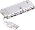 Obrázok pre výrobcu PremiumCord USB 2.0 HUB 4-portový bez napájení