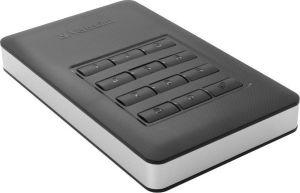 Obrázok pre výrobcu Verbatim Store ´n´ Go šifrovaný externí HDD s numerickou klávesnicí 2TB (GDPR)