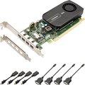 Obrázok pre výrobcu PNY NVIDIA NVS 510, 2GB GDDR3 (128 Bit), 4x miniDP, Low Profile