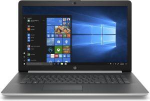 Obrázok pre výrobcu HP 17-by0017nc, i3-7020U, 17.3 HD+/SVA, AMD Radeon 520/2GB, 8GB, 1TB+128GB SSD, DVDRW, W10, Natural silver