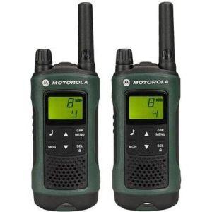 Obrázok pre výrobcu Motorola T81 HUNTER vysielačka - 10 km, 8 kanálov, zelená