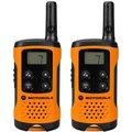 Obrázok pre výrobcu Motorola TLKR T41 vysielačka - 4km, 8 kanálov, oranžová