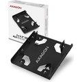 """Obrázok pre výrobcu AXAGON RHD-225L, hliníkový rámeček pro 2x 2.5"""" HDD/SSD do 3.5"""" pozice"""