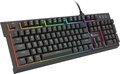 Obrázok pre výrobcu Hybridní mechanická klávesnice Genesis Thor 200 RGB, CZ/SK layout, 6-zónové podsvícení RGB, HUB