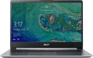 """Obrázok pre výrobcu Acer Swift 1 Pentium N5000/4GB/A/128GB SSD M.2/A/HD Graphics/14""""FHD IPS LED matný/BT/W10 Home/Silver"""