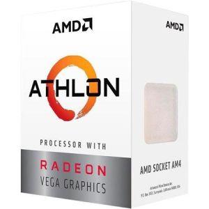 Obrázok pre výrobcu AMD Athlon 200GE Processor BOX, soc. AM4, 35W, Radeon Vega Graphics