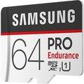 Obrázok pre výrobcu Samsung micro SDXC 64GB PRO Endurance + SD adaptér