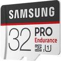 Obrázok pre výrobcu Micro SDHC 32GB Samsung PRO endurance + SD adaptér