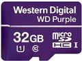 Obrázok pre výrobcu WD Purple microSDHC 32GB 80MB/s