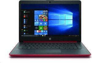 Obrázok pre výrobcu HP 14-dg0003nc, Celeron N4000, 14.0 HD, 4GB, 64GB eMMC, W10S, 2y, Scarlet Red