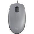 Obrázok pre výrobcu myš Logitech M110 Silent - MID GRAY - USB